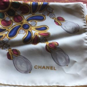 Chanel New Scarf
